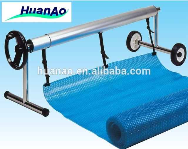 HuanAo Movable Swimming Pool Cover Reel-in Pool & Accessories from ...