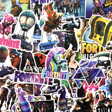 90 Pieces Games Stickers Set