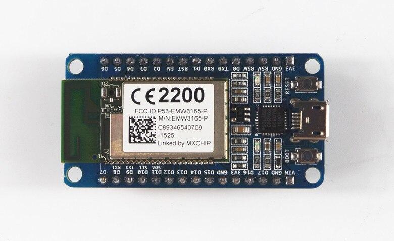 new WiFiMCU Wireless WiFi Development Board Using Lua From EMW3165 diy rc toy EMW 3165 remote control freeshipping wholesale