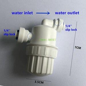Image 4 - S028 En Iyi fiyat tarım mikro su sis kiti taşınabilir soğutma sistemi ile pirinç meme PE boru sulama kiti