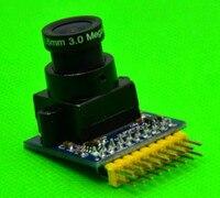 Free Shipping!!! OV2640 camera module 200W pixel STM32F4 development board driver source code support JPEG output
