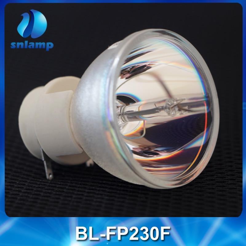ФОТО Original Projector Lamp Bulb BL-FP230F/SP.8JQ01GC01 for TX565UT-3D
