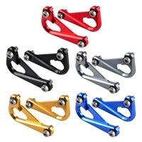 CNC Left Right Hook Aluminum Racing Hooks For BMW S1000RR S1000 RR 2010 2017 S1000R 2014 2015 2016 2017 S 1000 RR R