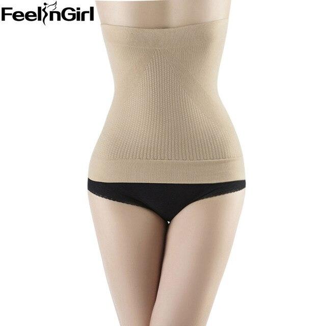 3fbd28a344a FeelinGirl Women Seamless Slimming Body Shaper Tube Control Slips Half Boob  Tube Shapwear -B Waist Cincher Sexy Beauty Bodies