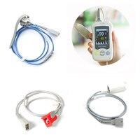 Handhold Pulse Oximeter Probe Medical Blood Oxygen Monitor Sensor Spo2 Probe for Neonatal Children Adult Medical pulsioximetro