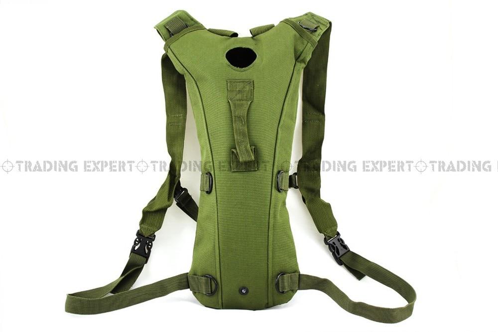 Рюкзак для воды, сумка-резервуар [HG-03-BK песок ACU лесной узор OD] - Цвет: OD