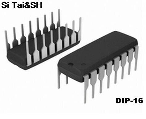 10PCS SN74HC138N DIP16 SN74HC138 DIP 74HC138N 74HC138 New And Original IC Free Shipping