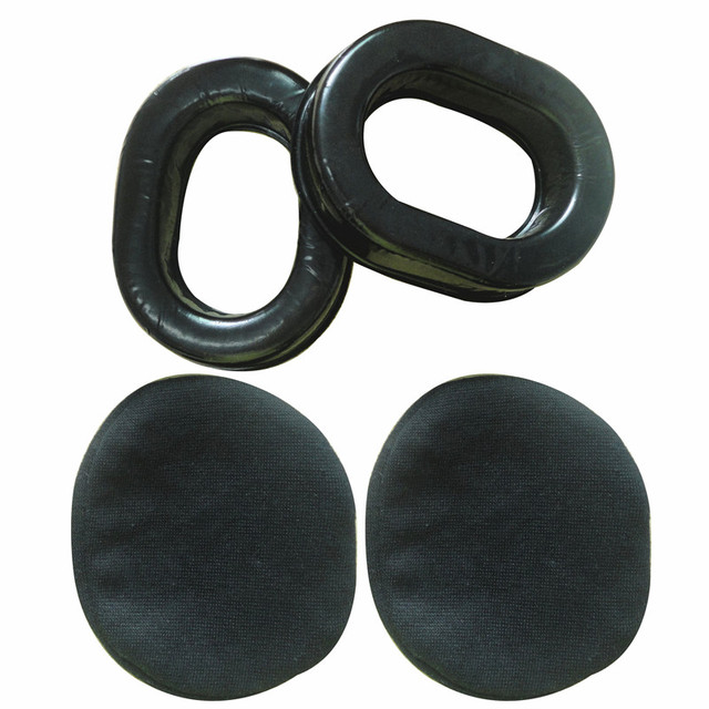 gel ear seals ear cushion pad for aviation headset David