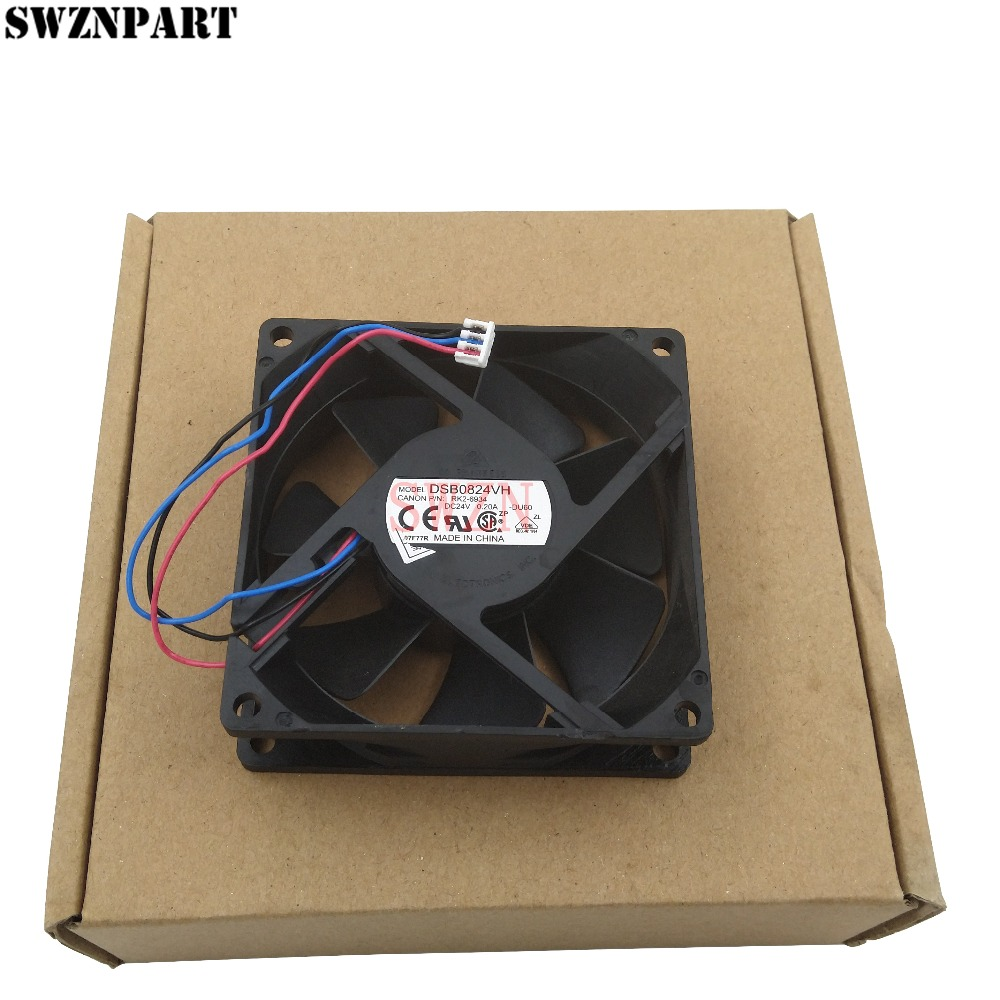 Fan (FM1) assembly For <font><b>HP</b></font> M402 M403 M426 M427 M501 M506 M527 M <font><b>402</b></font> 403 426 427 501 506 527 RK2-8068-000CN RK2-8068 D08K-24TU image