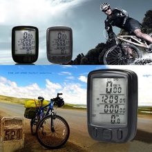 Hot Sale Multifunctional Cycling Bicycle Computer Waterproof Speedometer Accessories Odometer Digital LED Bisiklet Bike Computer