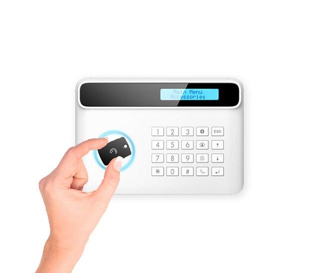 DHL-produits geniune etiger S4 gsm   Expédition rapide, système dalarme ligne de téléphone, système dalarme anti-intrusion pour maison