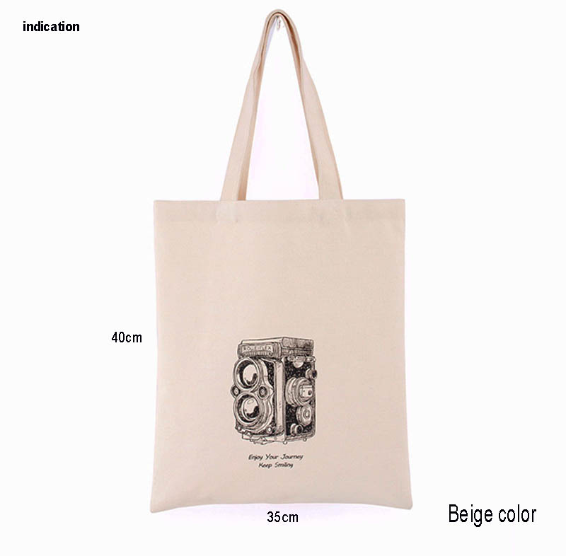 100 Pcs/Lot Size In 35Cm*40Cm Customized Logo Silkscreen Print Company Tote Bag Eco Green Cotton Canvas Shopping Bags