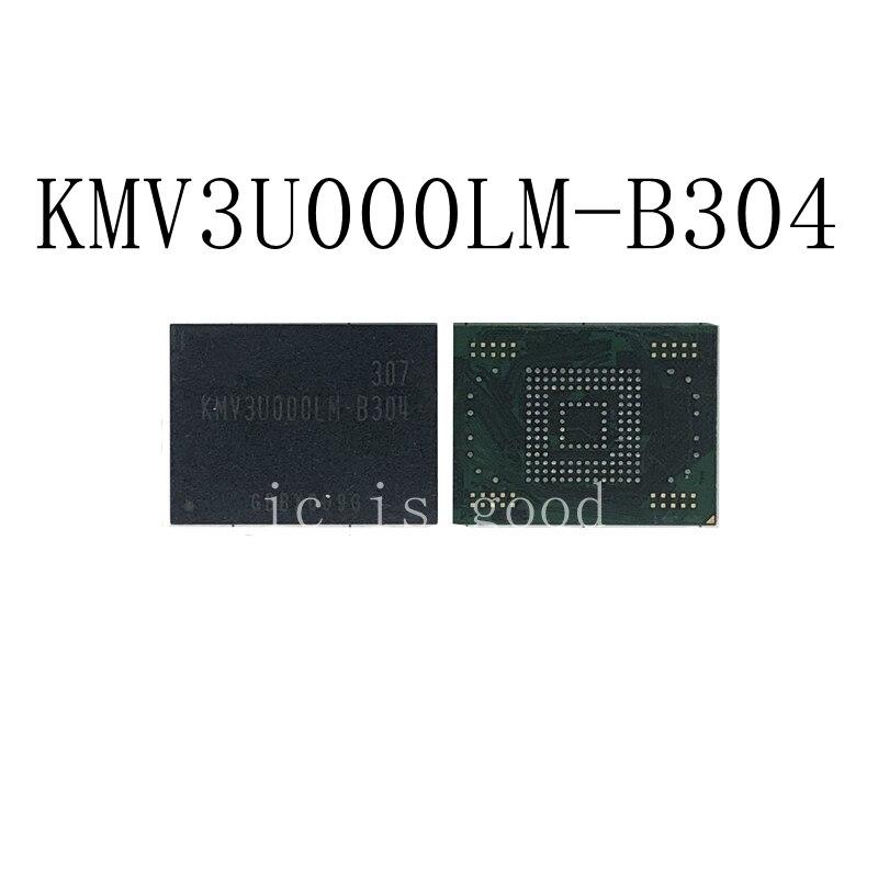 EMMC16G KMV3U000LM-B304 169 BALL 16G
