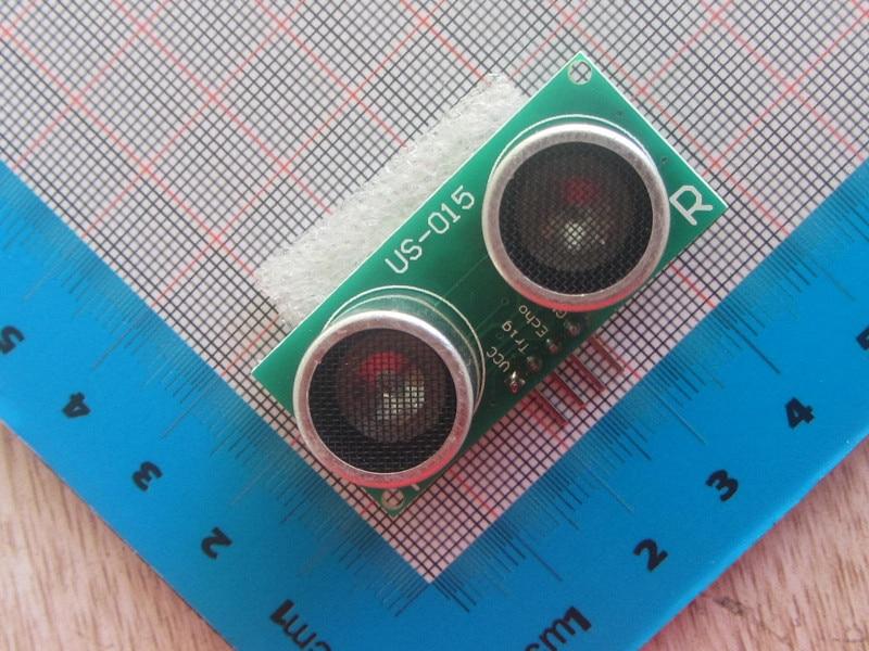2pcs Ultrasonic Module US-015 Distance Measuring Transducer Sensor For Arduino (replace HC-SR04) DC 5V