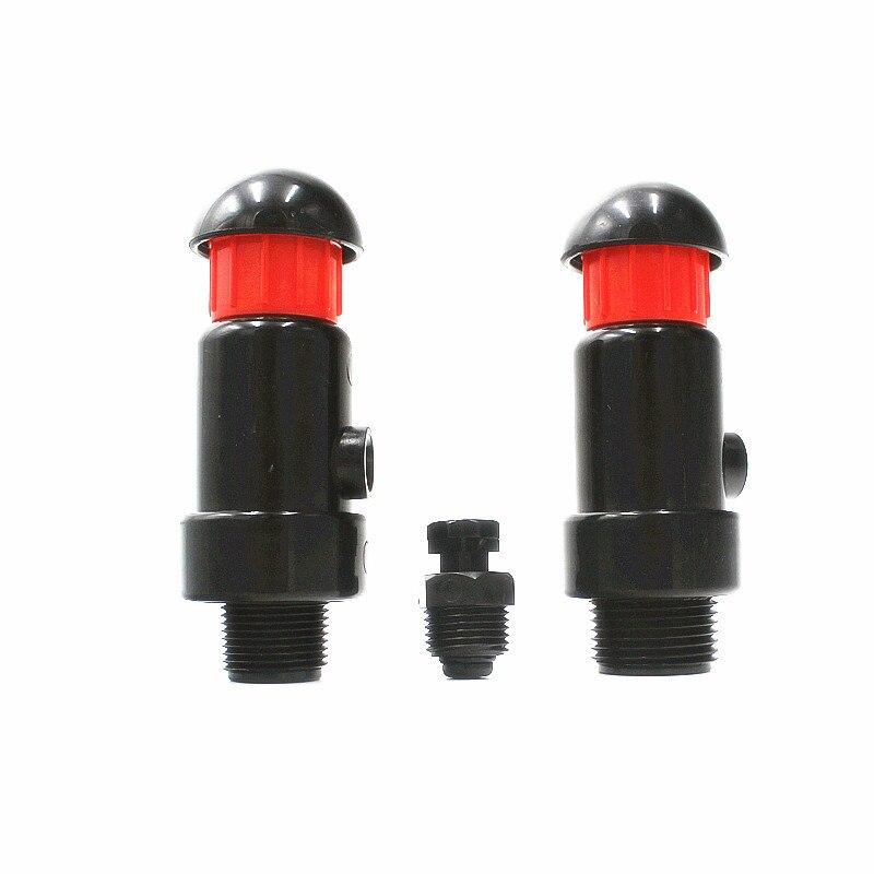 """20pcs Air Vacuum Relief Valve Instant Breaker Vent Drip Irrigation Fittings 1//2/"""""""