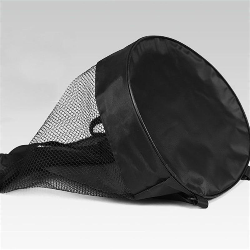 Баскетбольный рюкзак из ткани Оксфорд, сумка-мессенджер на плечо, сетчатая баскетбольная сумка для волейбола, футбола-5