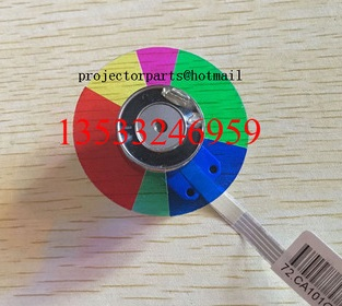 ФОТО NEW original Projector Color Wheel for Optoma HD700X wheel color
