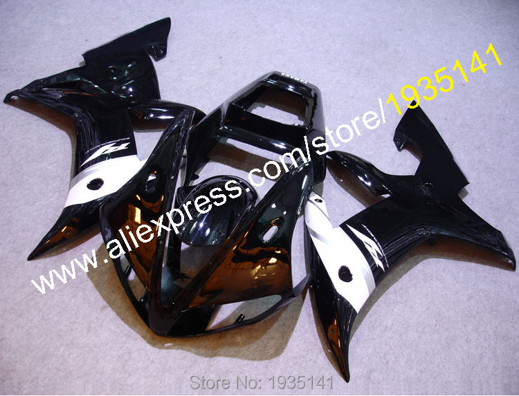 Hot Sales,Body fairings For Yamaha YZF R1 2002 2003 YZF1000 02 03 YZF-R1 Motorbike aftermarket kit cowling (Injection molding)