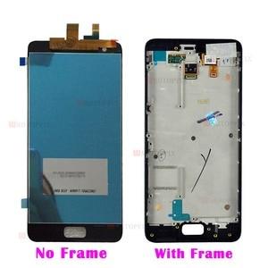 """Image 2 - Per Lenovo ZUK Z2 Più Il Display Touch Screen Digitizer Z2 Più A CRISTALLI LIQUIDI Per 5.0 """"Lenovo ZUK Z2 LCD Con telaio di Ricambio Shippin Libero"""