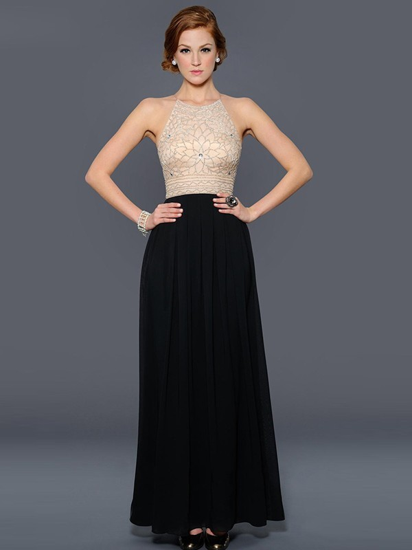 High Quality Black Halter Prom Dress-Buy Cheap Black Halter Prom ...