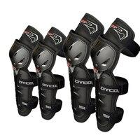 Motorcycle Protective Kneepad High Quality CE Knee Protector Moto Racing Guards Motocross Scoyco K11H11 2 Black