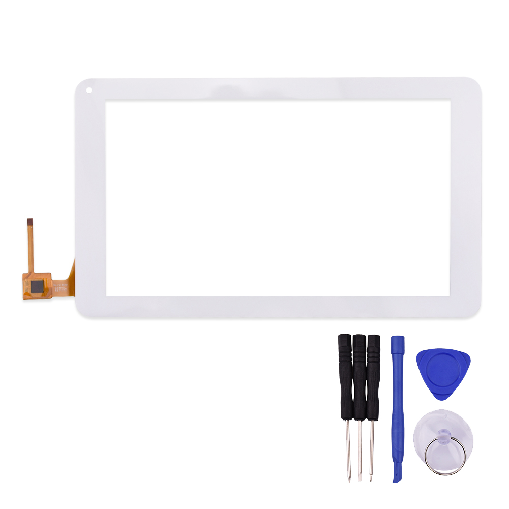New Touch Screen 10.1 Inch for Archos 101b Neon Tablet PC Panel Digitizer Glass Sensor Replacement Free Shipping new capacitive touch screen for 10 1 inch 4good t101i tablet touch panel digitizer glass sensor replacement free shipping