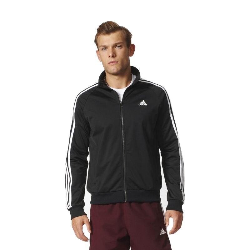 7b9b18edcee Originele Nieuwe Collectie 2018 Adidas ESS 3 s TTOP TRI heren jas  Sportkleding in Originele Nieuwe Collectie 2018 Adidas ESS 3 s TTOP TRI  heren jas ...