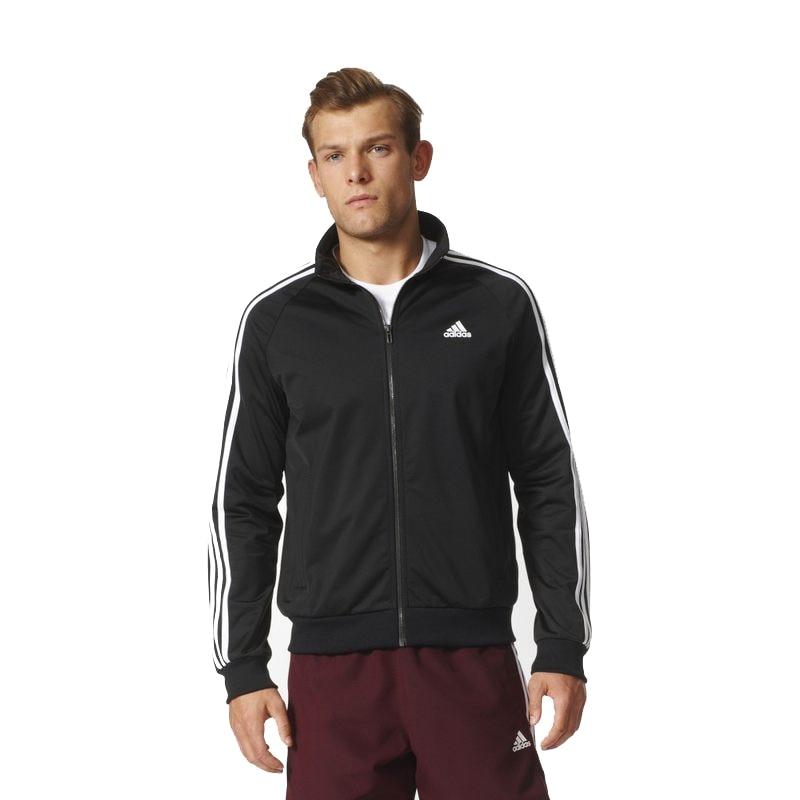 Oryginalny nowy nabytek Adidas ESS 3S TTOP TRI męska kurtka