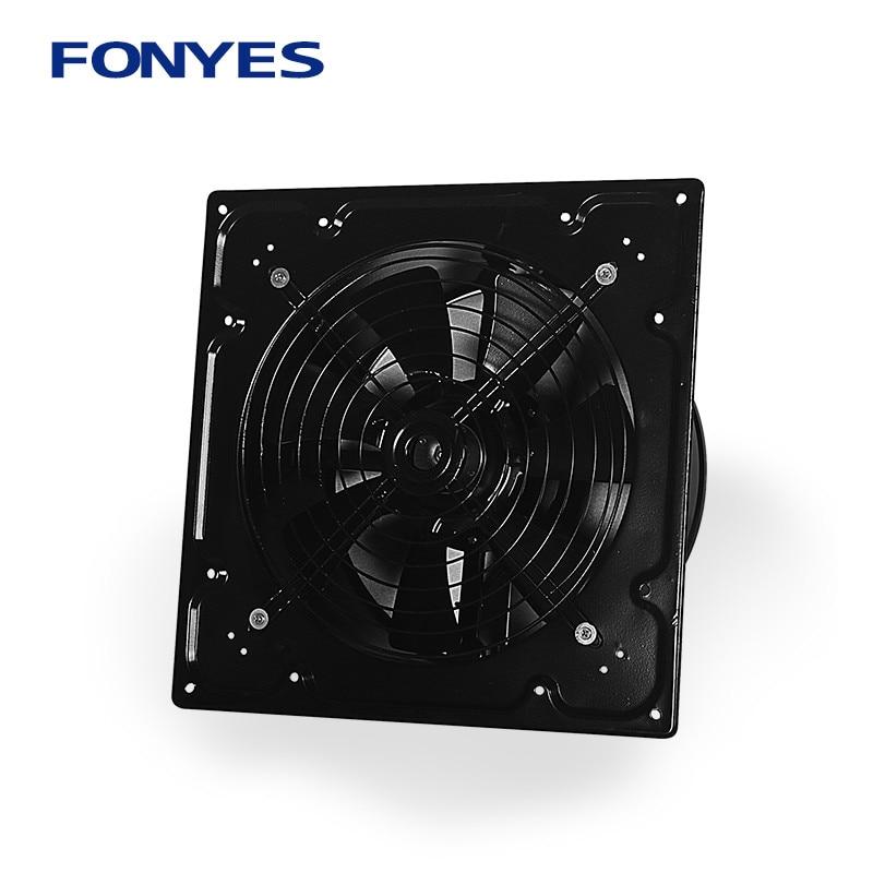 FONYES exhaust fan Kitchen fumes Exhaust fan Exhaust fan Wall type Strong high speed Ventilation fan 10 inch цена