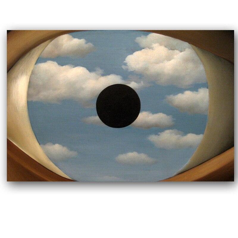 Comparer les prix sur rene magritte painting online for Rene magritte le faux miroir