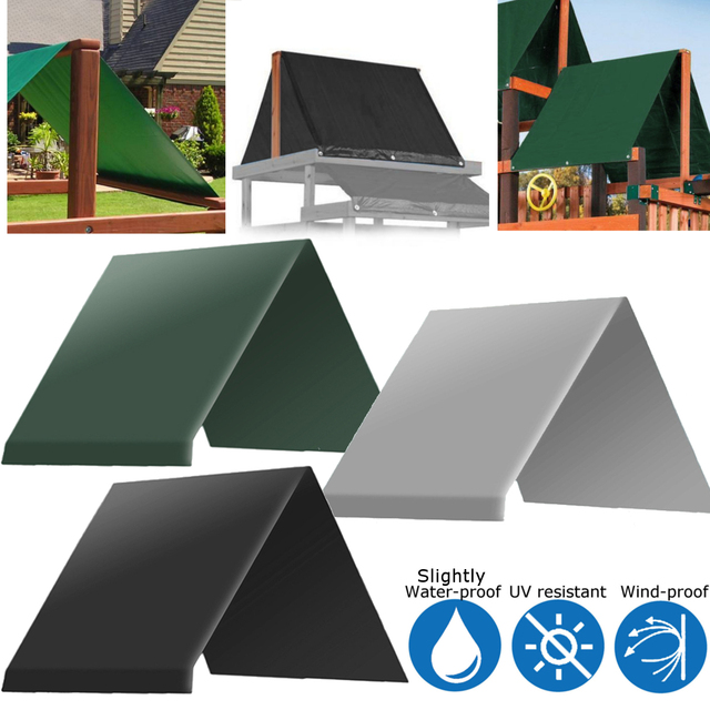 Garden Swing Chair Canopy Cover Integrated Playground Equipment