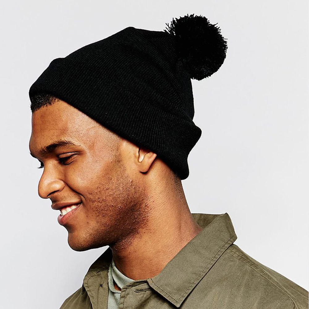 Men's hat New Arrival adult hat Skullies and beanies for unisex Autumn And Winter Warm women cap B01F8 skullies
