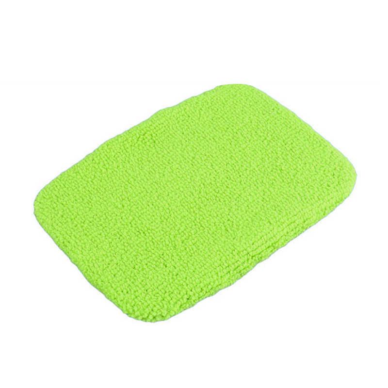Cepillo de limpieza de 5 uds, trapo para limpiar ventana, cuidado del coche, fácil limpieza sin mango, paño de limpieza de Color al azar