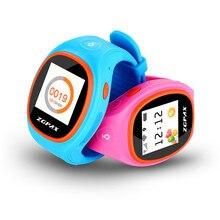 Neue Ankunft ZGPAX S866 Kinder Handgelenk Smart Uhr mit SOS GPS £ WIFI Bluetooth Smartwatch Wasserdichte Armbanduhr Für Android IOS