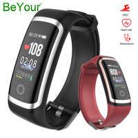 Bande intelligente chaude pour Xiao mi bande 4 Band4 moniteur de fréquence cardiaque Bracelet intelligent activité Fitness Tracker bracelets VS bande d'honneur 4