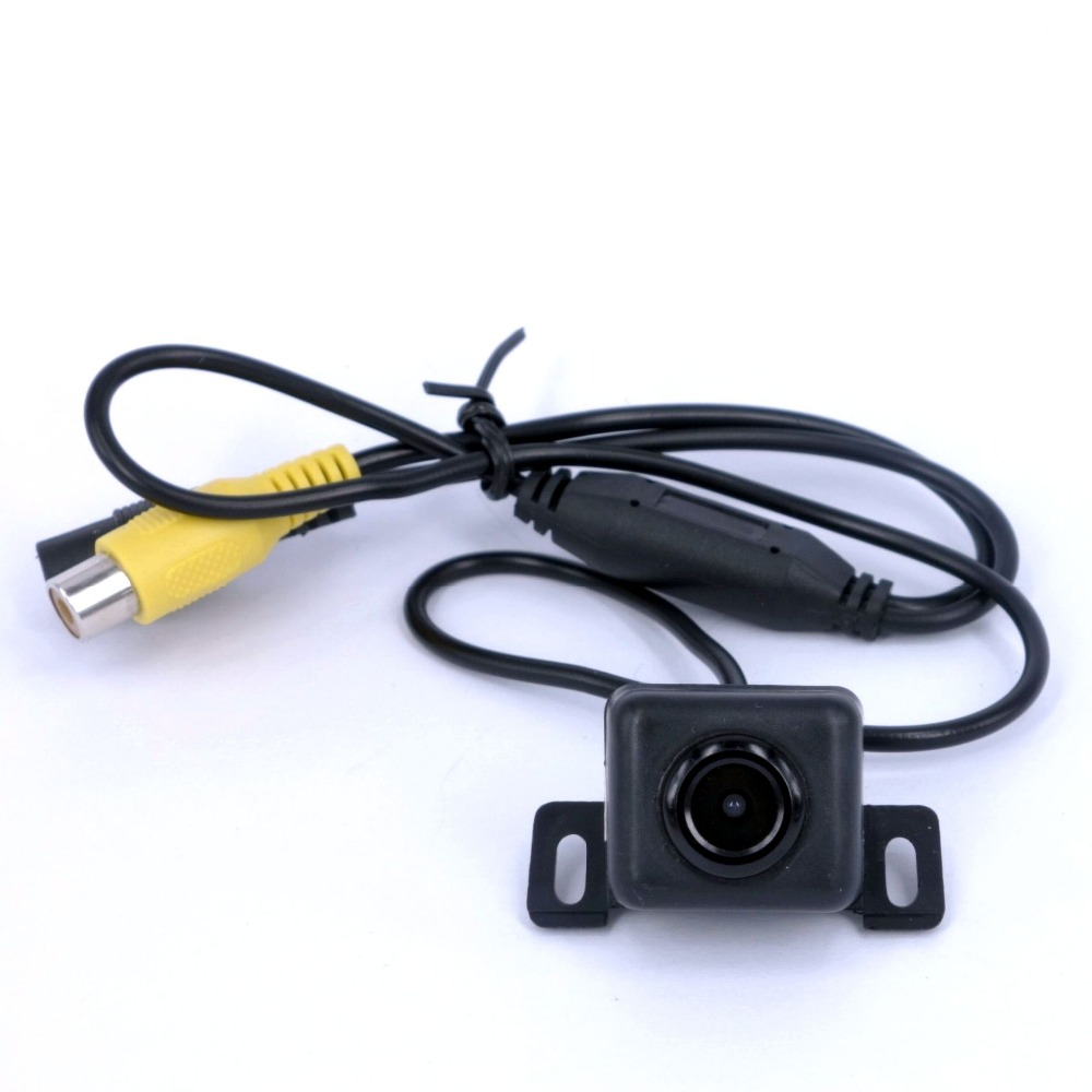 WEIVISION Universal Colorful Waterproof  car rear view Camera xwg