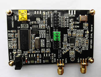 ADF4350/ADF4351 development board 35M-4.4G signal source Official PC software control Frequency hopping with point frequency - DISCOUNT ITEM  6% OFF Electronic Components & Supplies