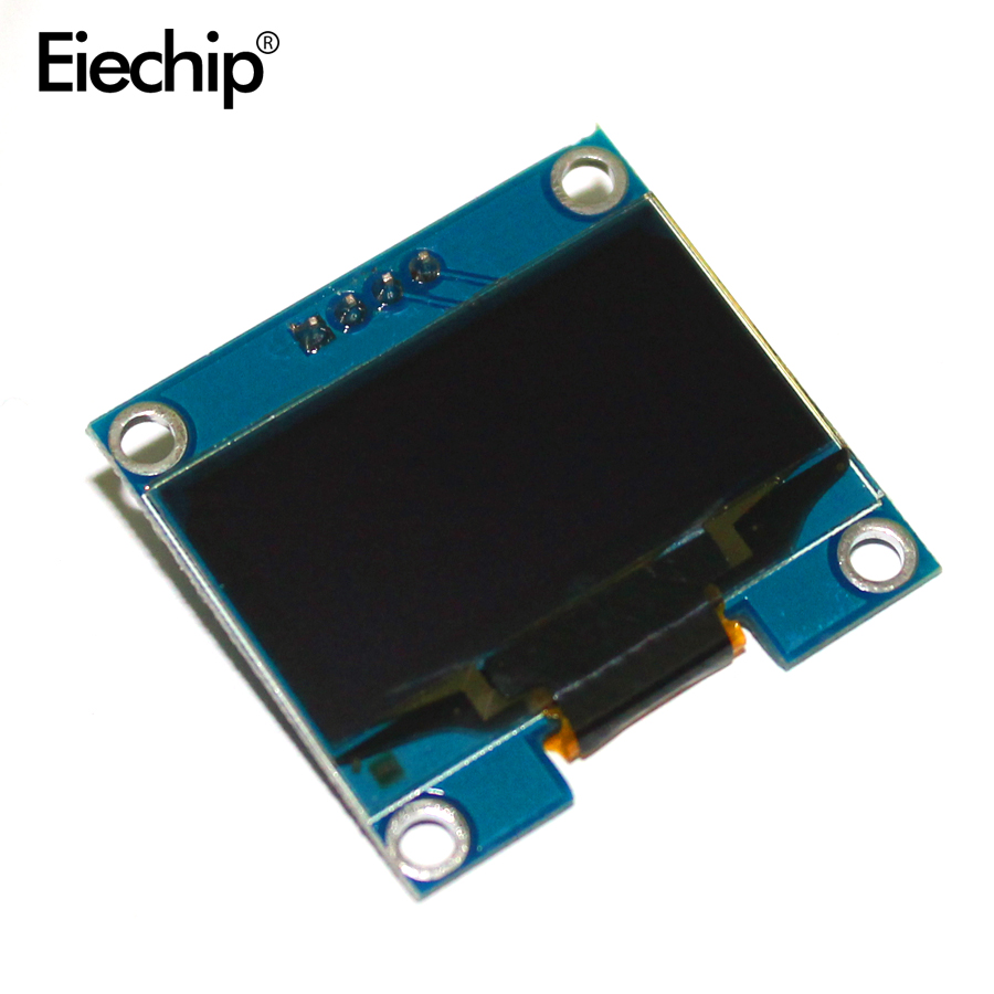 <font><b>1.3</b></font> <font><b>inch</b></font> <font><b>OLED</b></font> Module White/Blue Color SPI/IIC Communicate Display 128X64 1.3inch <font><b>OLED</b></font> LCD LED Display Module 12864 For arduino image