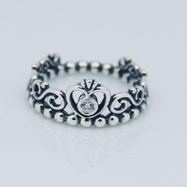 anillo tiara de mi princesa pandora