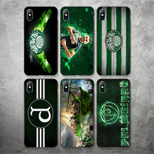 Yinuoda Palmeiras SP FC Team Phone Case Bruno Henrique For iPhone DIY Picture Black Soft TPU Cover X XR XS MAX 7 8 7plus 6 6S 5S