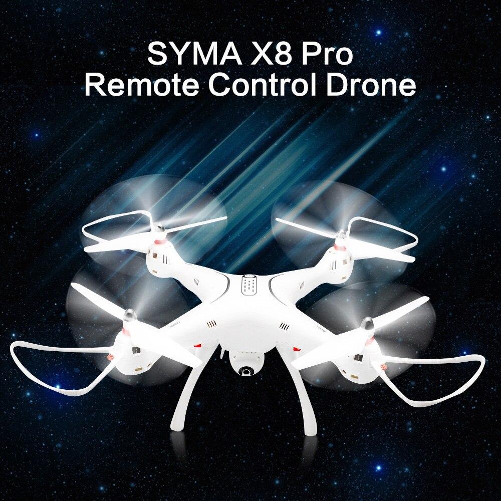 Haute Qualité SYMA X8 Pro GPS Quadcopters RC WiFi FPV 720 p...