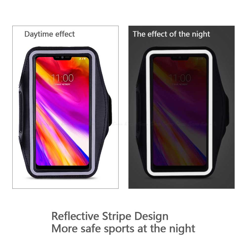 Спортивная кейс для бега на руку, браслет для LG G7 G6 G5 SE Q8 Q7 K9 K11 плюс Q6a Q6 Альфа V40 V35 V30S V30 ThinQ 2018 Чехол-сумка для телефона