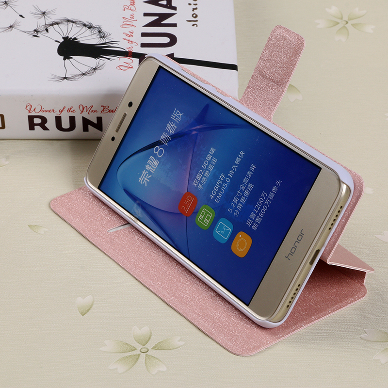 Flip Silk Case for Huawei Ascend Mate 7 8 9 Pro Mate7 8 9 Pro Fundas wallet style slots cover Wahway AscendMate7 8 9 pro capa in Flip Cases from Cellphones Telecommunications