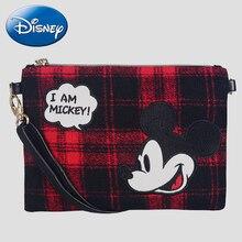 Disney Women ClutchBag Mickey Messenger Girl Party  Envelope Evening Shoulder-Bags 2019 New Hairy Female Handbag-Bag Purse Gift