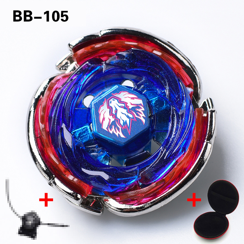 Spin Tops Gyros Burst Metal Fusion 4D BB105 Bayblade With Launcher Pegasus Spinning Top Gift Toys For Children #E