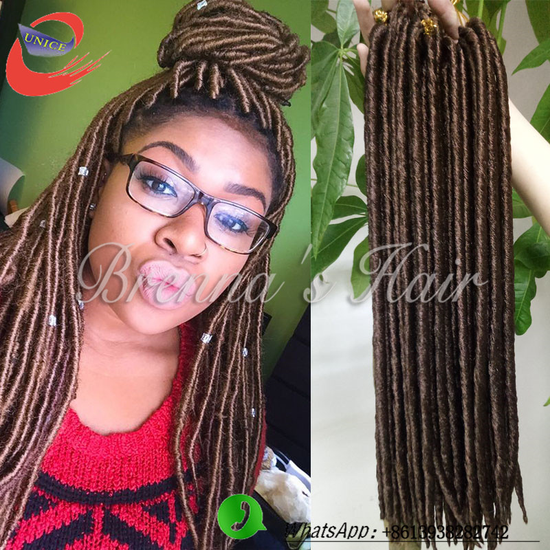 blue,burgundy, janet collection faux locs hair Synthetic crochet locs ...