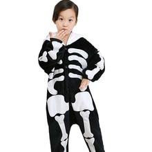 Пижамы для маленьких мальчиков и девочек Детские фланелевые пижамы с забавными рисунками животных на осень и зиму Pajamas4, 6, 8, 10, 12 лет