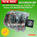 The newest version NCK Box For LG &Alcatel&samsung&Nokia&HTC&XPERIA&ZTEflashing, software repair and unlocking pack with16cables