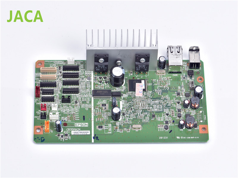 все цены на Tear down Original Formatter Board logic R2000 Mainboard motherboard for Epson R2000 printer Main Board онлайн