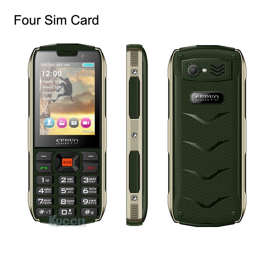 H8 originais Do Telefone Móvel 2.8